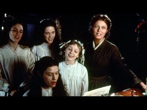Little Women (1994) Movie - Susan Sarandon & Winona Ryder