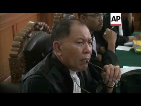 Murder trial of Australian woman in Bali