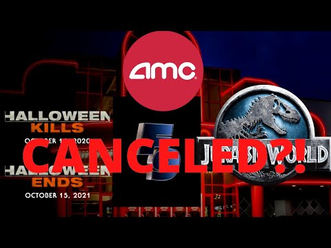 AMC THEATRES CANCELS ALL UNIVERSAL MOVIES!