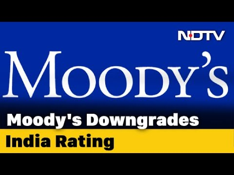 Moody's Downgrades India's Sovereign Rating, Maintains Negat