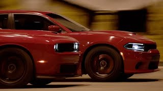 Dodge Demons and Hellcats in the City...