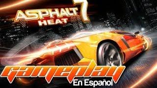 Gameplay | Asphalt 7 Heat En Español Super juego de autos!