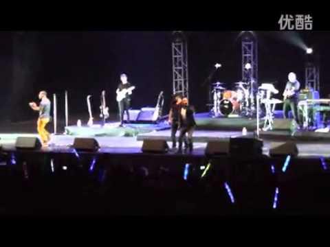 Blue - We Got Tonight-3 (Shanghai, 24.11.2012)