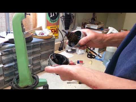 Hamilton Beach Model 25 Malt Mixer Repair