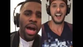 want to want me   jason derulo luke bryan duet