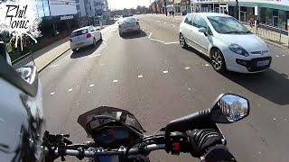 Gute Angewohnheiten beim Motorrad fahren