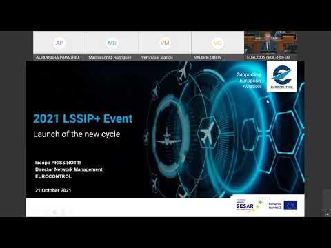 LSSIP+ 2021 Event