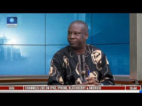Business Morning: Discussing Diaspora In Nigeria Economy Pt 2