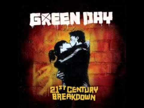Green Day  21 Guns Audio