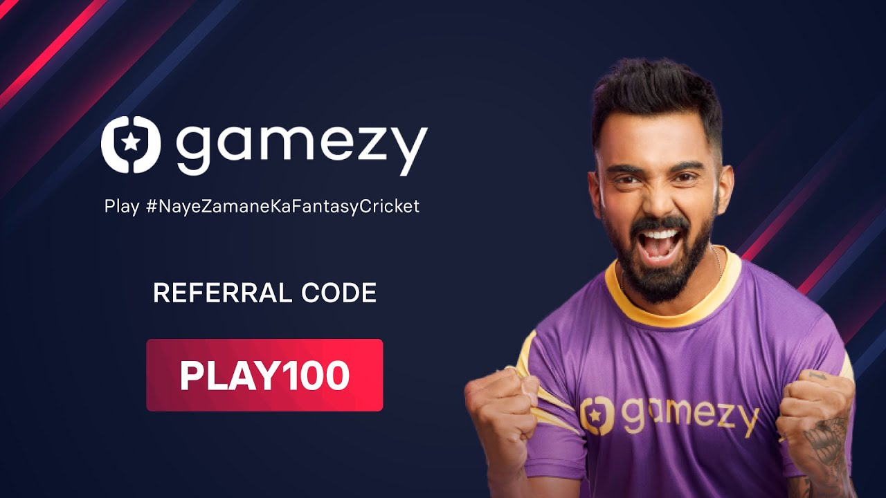 Gamezy Referral Code: PLAY100   App Review and Features