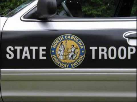 Tribute To The North Carolina State Highway Patrol