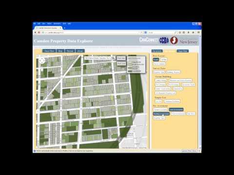 Camden Interactive Map Tutorial