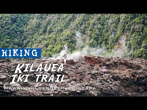 Hiking The World's Most Active Volcano - Day 2 in Big Island, Hawaii