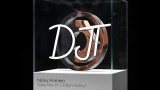 Nicky Romero ft. Colton Avery - Take Me (Dyonn Remix)