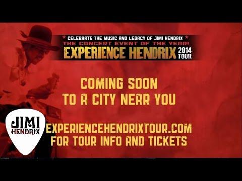 Experience Hendrix Tour - Fall 2014