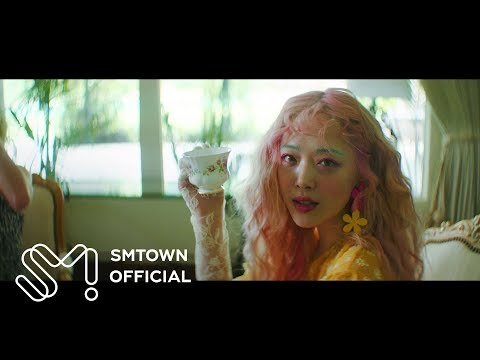 """SULLI 설리 'ê³ ë¸""""린 (Goblin)' MV"""