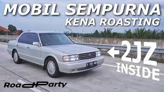 ROAD TO 100 JUTA CHALLENGE: Toyota Crown Royal Saloon 3.0