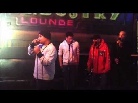 Industry Lounge Karaoke Sunday Night Singers (Short Version)