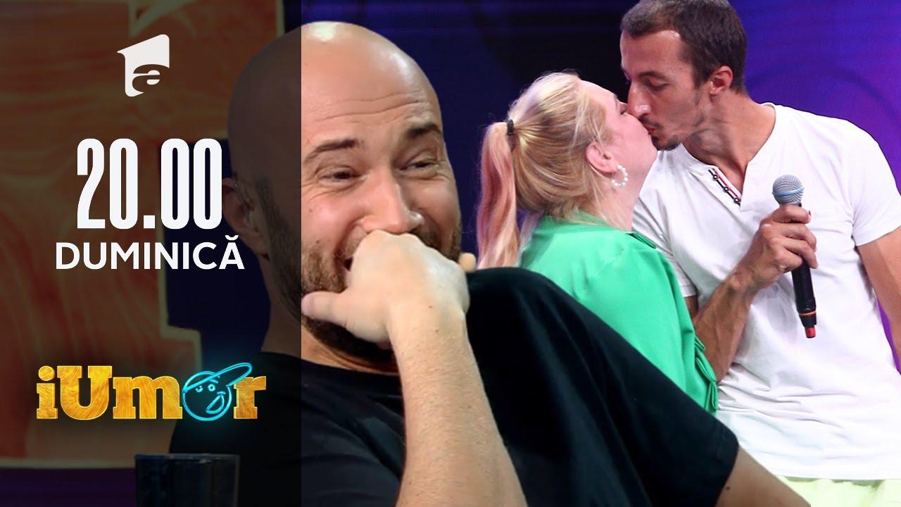 Bătălia glumelor! Cine a avut cele mai bune glume: Amalia Popescu sau soțul? Jurații au decis