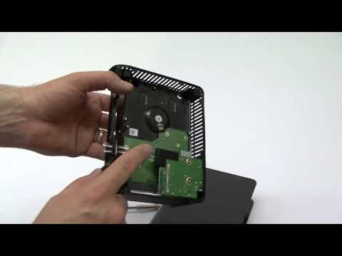 How To Open A Western Digital MyBook