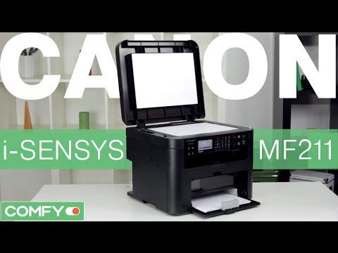 CANON i-SENSYS LBP351x и LBP352x лазерные принтеры: обзор - YouTube