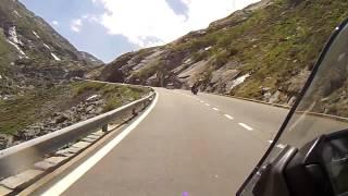 NC700X - Passo San Gottardo - Lago Maggiore