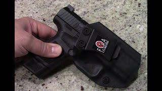 FTA Holsters Kydex IWB holster for the Canik TP9 Elite SC