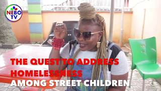 Street Children in Nigeria!