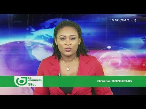JOURNAL STV 19H00 - Mercredi 16 Août 2017 - Oriane DONKENG
