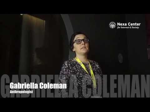 Gabriella Coleman: The Internet Bill of Rights