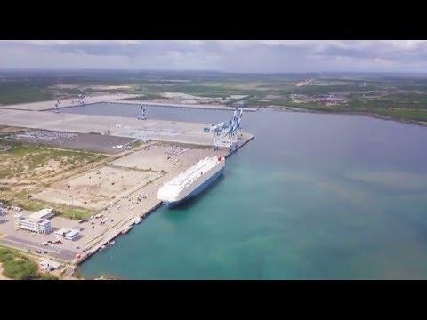 Belt & Road Initiative: Hambantota Port, joint venture between China and Sri Lanka