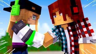 Minecraft REVERSO #06 : FIZ AMIZADE COM OUTRO REVERSO !!