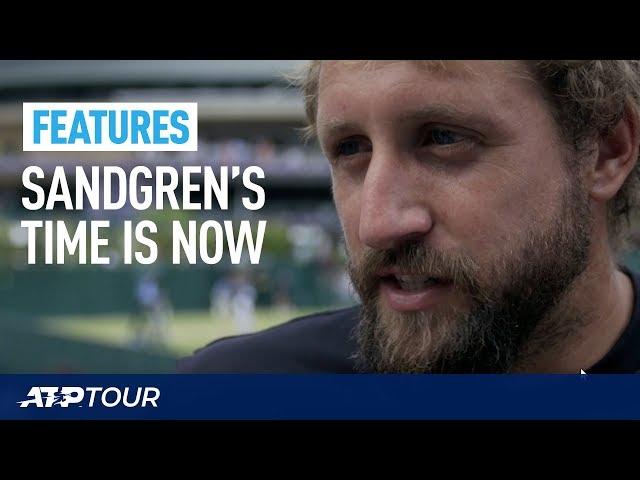 Sandgren: 'I Ran Out My Apartment Reservation' At Wimbledon 2019