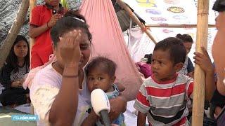 Hulpgoederen bereiken met moeite rampgebied Sulawesi  - RTL NIEUWS