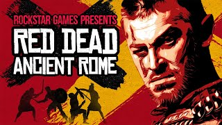 "Photoshop: How to Create ""RED DEAD"" Video Game Cover Art"