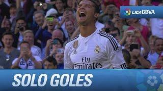 Todos los goles de Real Madrid (9-1) Granada CF