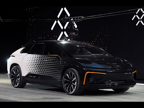 Faraday Future is scaling back its EV production plans