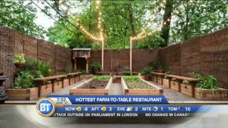 Cooking with Farm-to-Table Restaurant Owner Greg Baxtrom