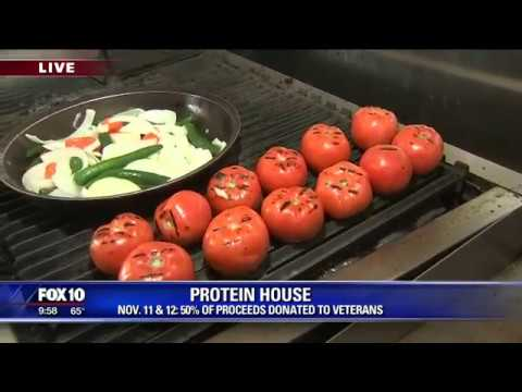 Cory's Corner: Protein House