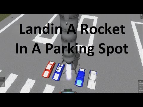 Space Xmas Shopping Parking Challenge