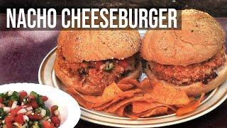 Nacho Cheeseburgers recipe by the BBQ Pit Boys