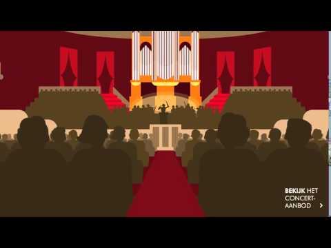 Wintermaanden in Het Concertgebouw