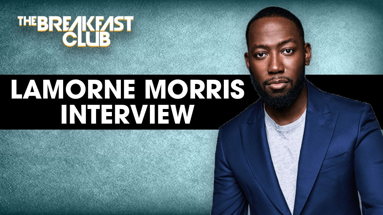 Lamorne Morris Talks Hollywood Journey, New Series' Woke' + More