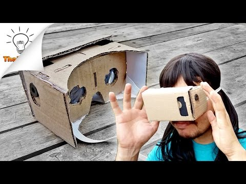 [DIY] How to make VR Headset Google Cardboard