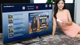 установка приложения на  lg Smart TV