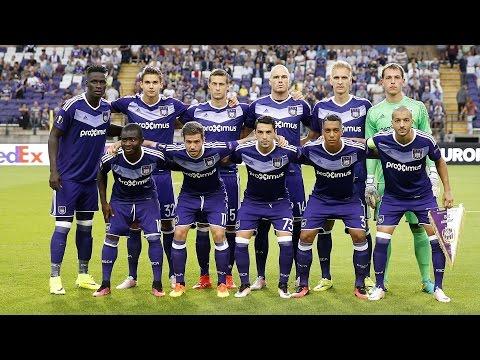 RSC Anderlecht 3-1 Gabala FC