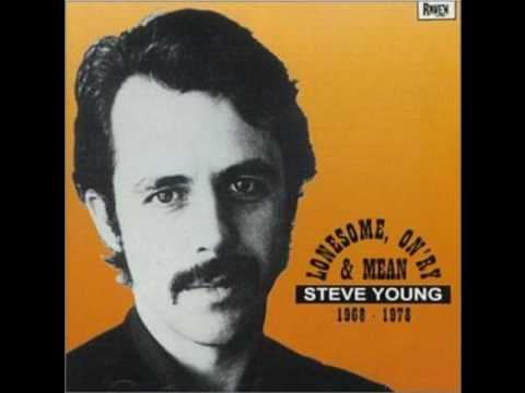 Steve Young - Montgomery In The Rain