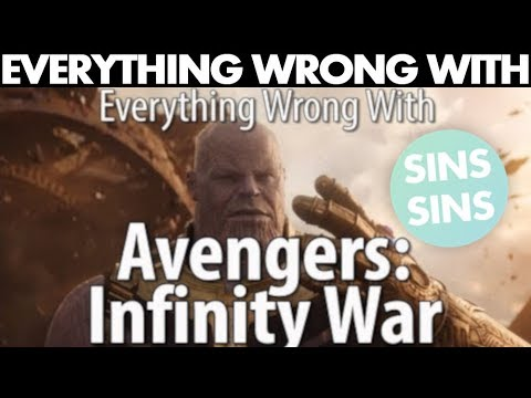"Everything Wrong With ""Everything Wrong With Avengers: Infinity War"""