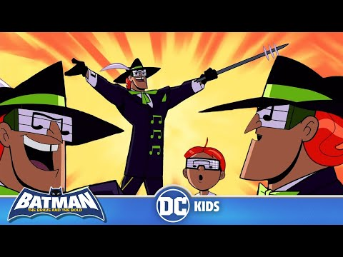 Batman The Brave And The Bold   The Music Meister   DC Kids