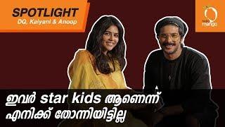 Radio Mango Spotlight Ft. Dulquer, Kalyani & Anoop Sathyan with RJ Karthikk | Radio Mango